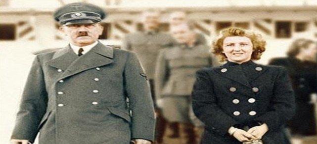 希特勒最爱的女人到底有多美?美国杂志公布了她的罕见私密照