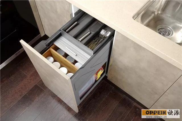 橱柜好不好用,配件是关键 厨房最新配件进来了解一下!-家居窝