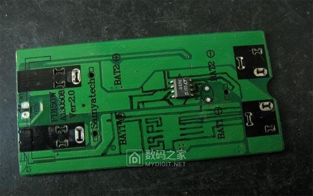 手刻电路!富士通镍氢电池充电器的终极改造变身手电筒