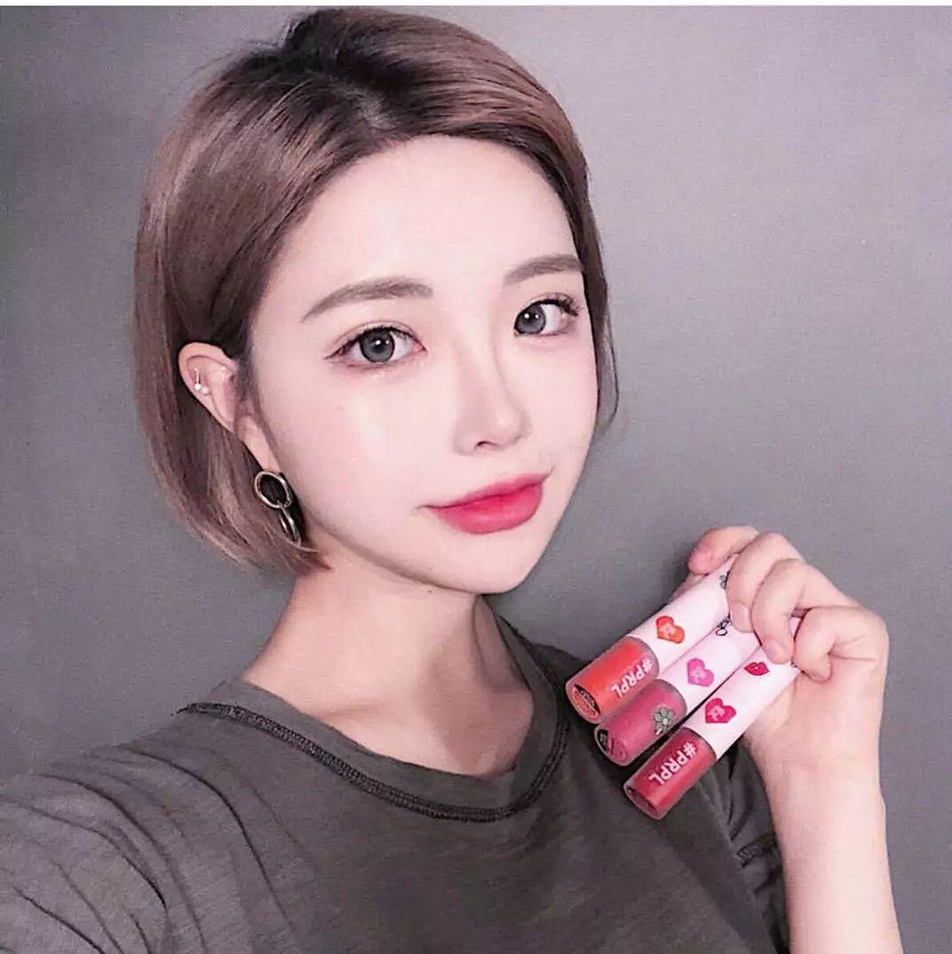 2019发型女图片颜色_2019最新女发型39岁图片
