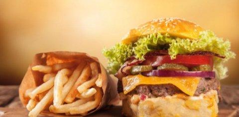 <b>汉堡薯条垃圾食品危害多!专家称快餐或导致大脑早衰?</b>