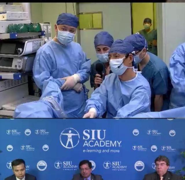 全球直播开进手术室 北仑这个医生厉害了