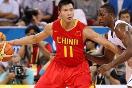中国男篮5个位置最厉害球星!后卫吴前,内线周