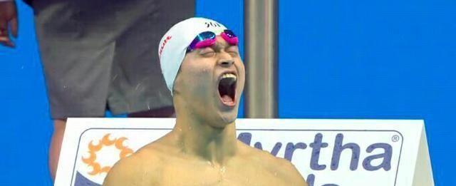 世锦赛游泳首日:叶诗文进决赛中国破一项亚洲纪录,17岁天才第五