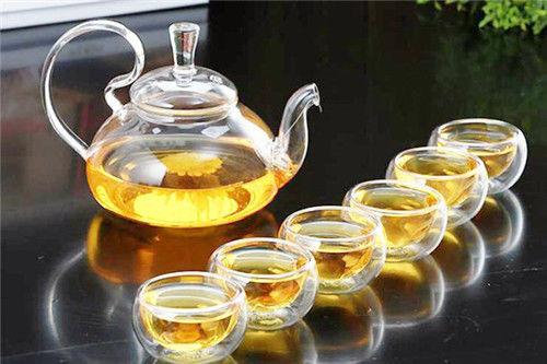 玻璃茶具十大名牌排行2018 玻璃茶具什么牌子好0