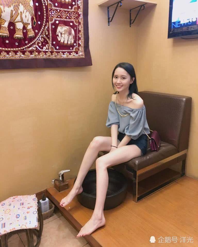 台北最美的汽车推销员,可爱的她原来是一位韩国姑娘