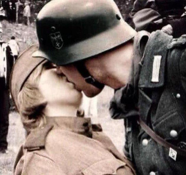 衣衫不整的犹太妇女,图4谈恋爱的苏德军插图(2)