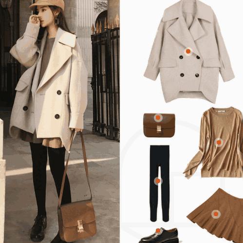 高贵女性网|【热文】几款适合秋冬的时尚外套搭配方法,惊艳你的整个衣柜!