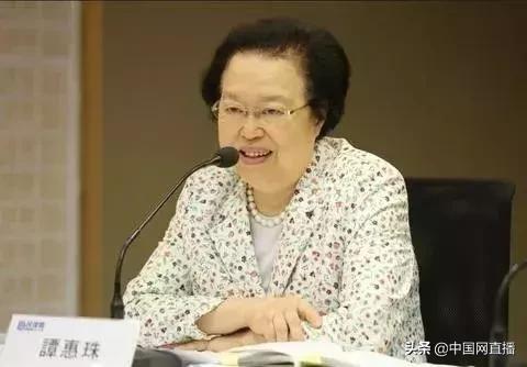 谭惠珠:中央不会插手处理香港事态,相信驻港部队不会出动