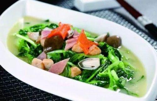 养生腊肉之清淡好吃可口的美食菜谱菜谱,又快做法怎么处理才能吃图片