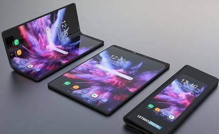 华为打算明年出5G折叠手机,这是要和三星正面