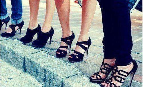买高跟鞋几厘米最合适?看完这个公式你就明